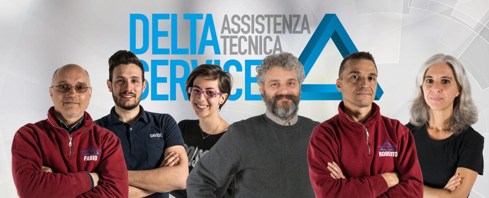 Delta service assistenza caldaie